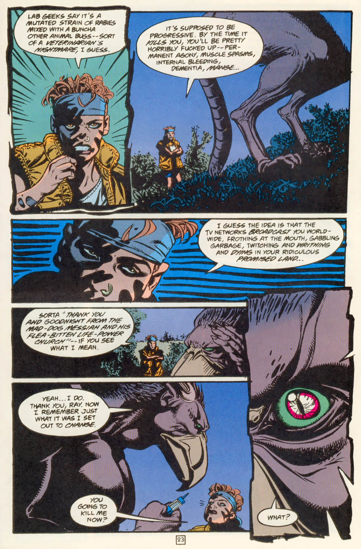 Read online Animal Man (1988) comic -  Issue #78 - 24