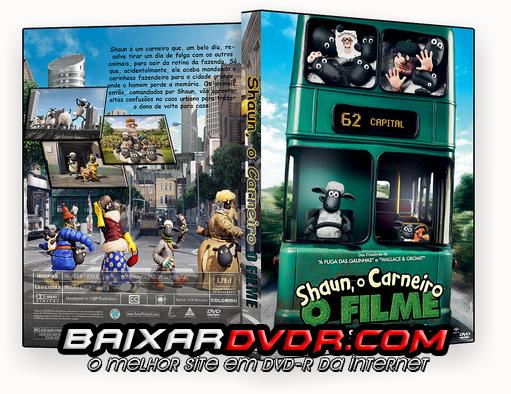 Shaun, O Carneiro – O Filme (2016) DVD-R Oficial