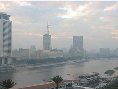 إنخفاض في درجات الحرارة والصغرى في القاهرة 13