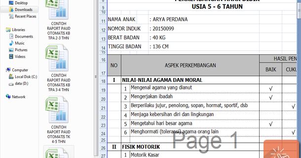 Download Kurikulum Tk Tpa Www Krisizennemimenli Ga