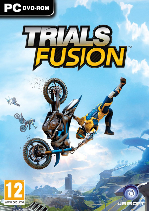 Trials Fusion Download Cover Free Game