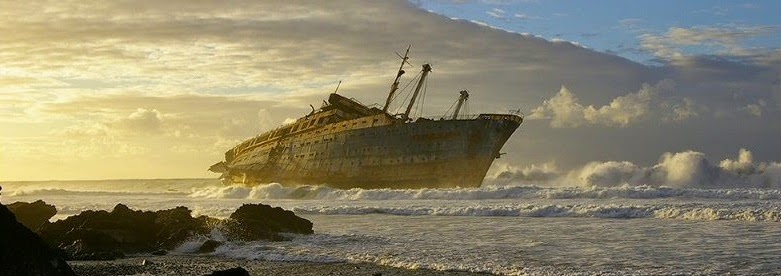 """The American Star – """"the ghost ship"""""""