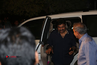 Chiranjeevi Stills at Gemini TV Puraskaralu Event  0030.JPG