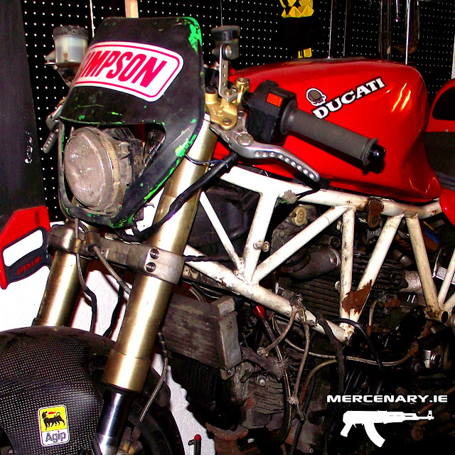 Ducati 900SL Superlight #474