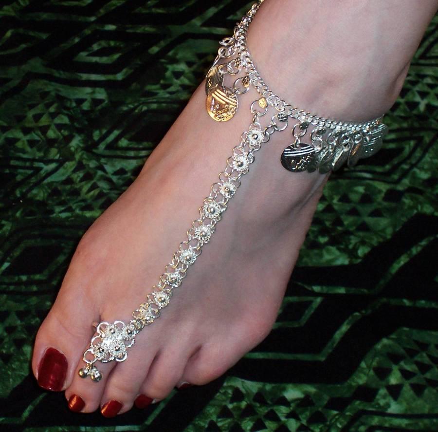 Chella's Musings Hitting Diamond Anklets