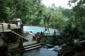 Destinasi Wisata Alam Permandian Air Panas Lejja Soppeng