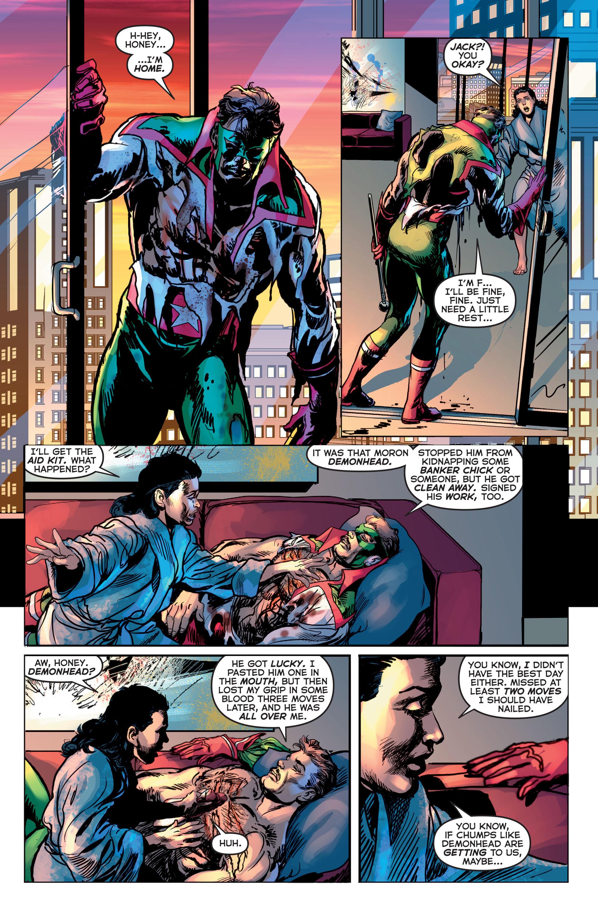 Read online Astro City comic -  Issue #20 - 11