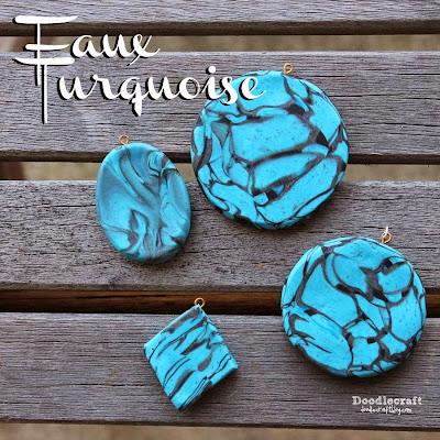http://www.doodlecraftblog.com/2015/06/faux-turquoise-pendants.html