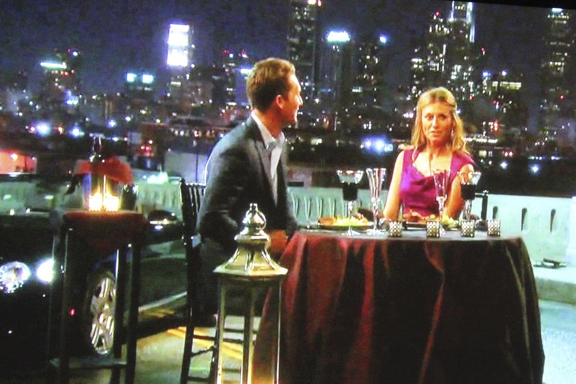 Lindsay og Kalon Bachelor pad dating par dateres fra dans med stjernene