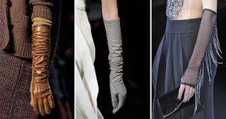 Long gloves - what to wear to look fashionable and elegant?