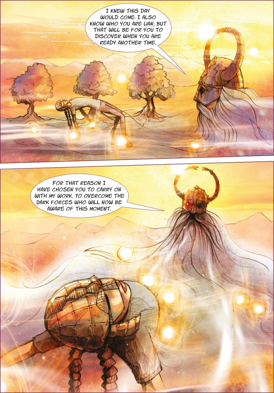 Lian Webcomic - Lian dream sequence p39