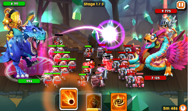 Download Monster & Commander v1.4.6 Mod Apk (Unlimited ...