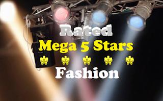 Rated 'Mega 5 Stars' - Fashion