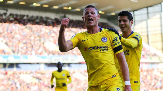 Burnley 0-4 Chelsea: Anything you can do.