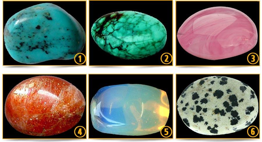 La piedra que elijas revelará en qué etapa de la vida te encuentras ahora