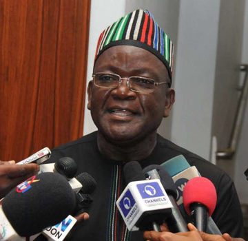 THE crisis between Benue State Governor, Samuel Ortom and his counterpart in Plateaus State, Simon Lalong seems to have taken a new dimension as Ortom warned him to stop interfering in Benue affairs.