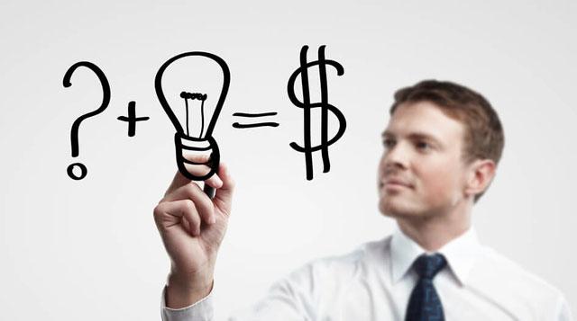 Lebih mudah menemukan ide baru