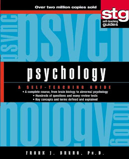 Psychology - A Self-Teaching Guide : Frank J. Bruno Download Free Psychology Book