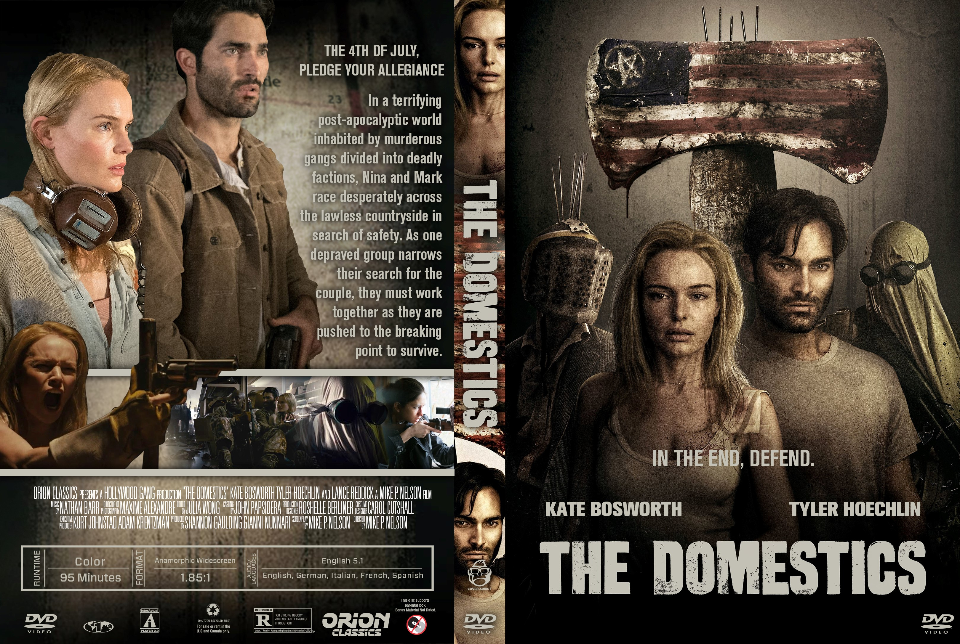 The Domestics Film