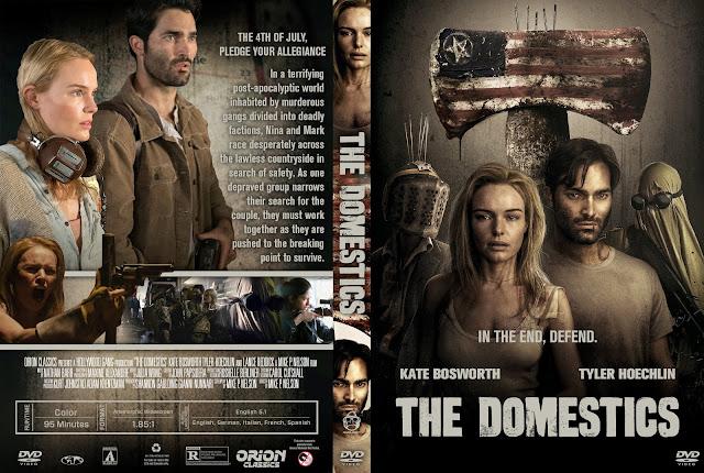 The Domestics DVD Cover