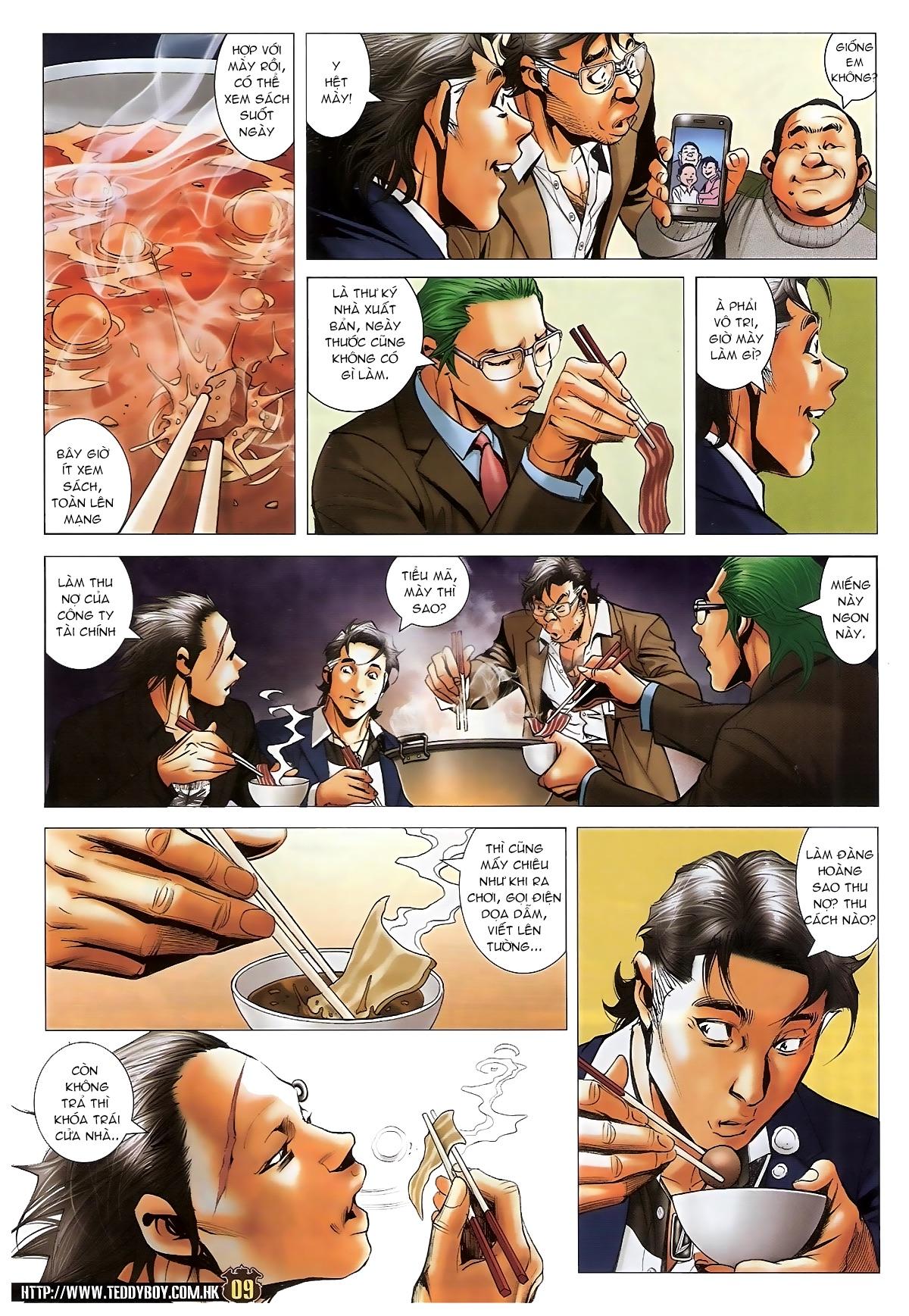 Người Trong Giang Hồ - Chapter 1573: Chuyện bên bếp lẩu - Pic 7