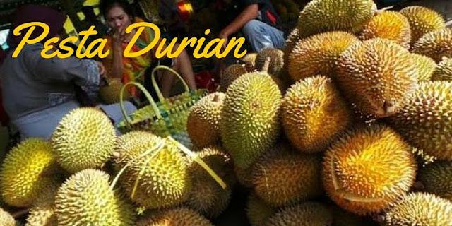 Pesta Durian, Batal Hari Ini. Datang lagi, Besok Minggu