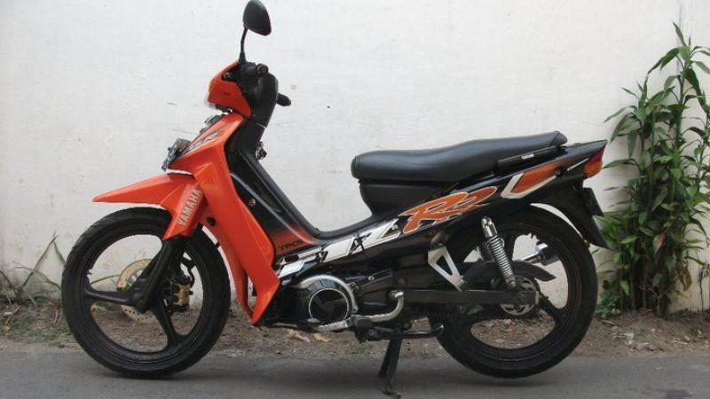 Gambar dan harga Yamaha F1Zr bekas terbaru