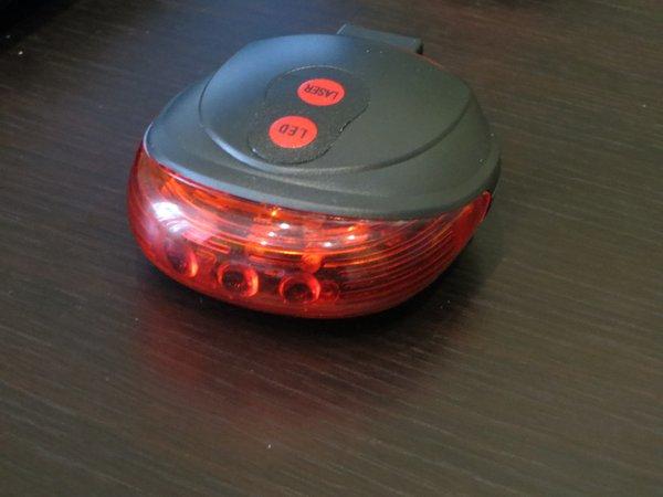 задний фонарь для велосипеда с лазерами