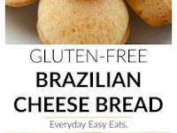 Gluten-Free Brazilian Cheese Bread