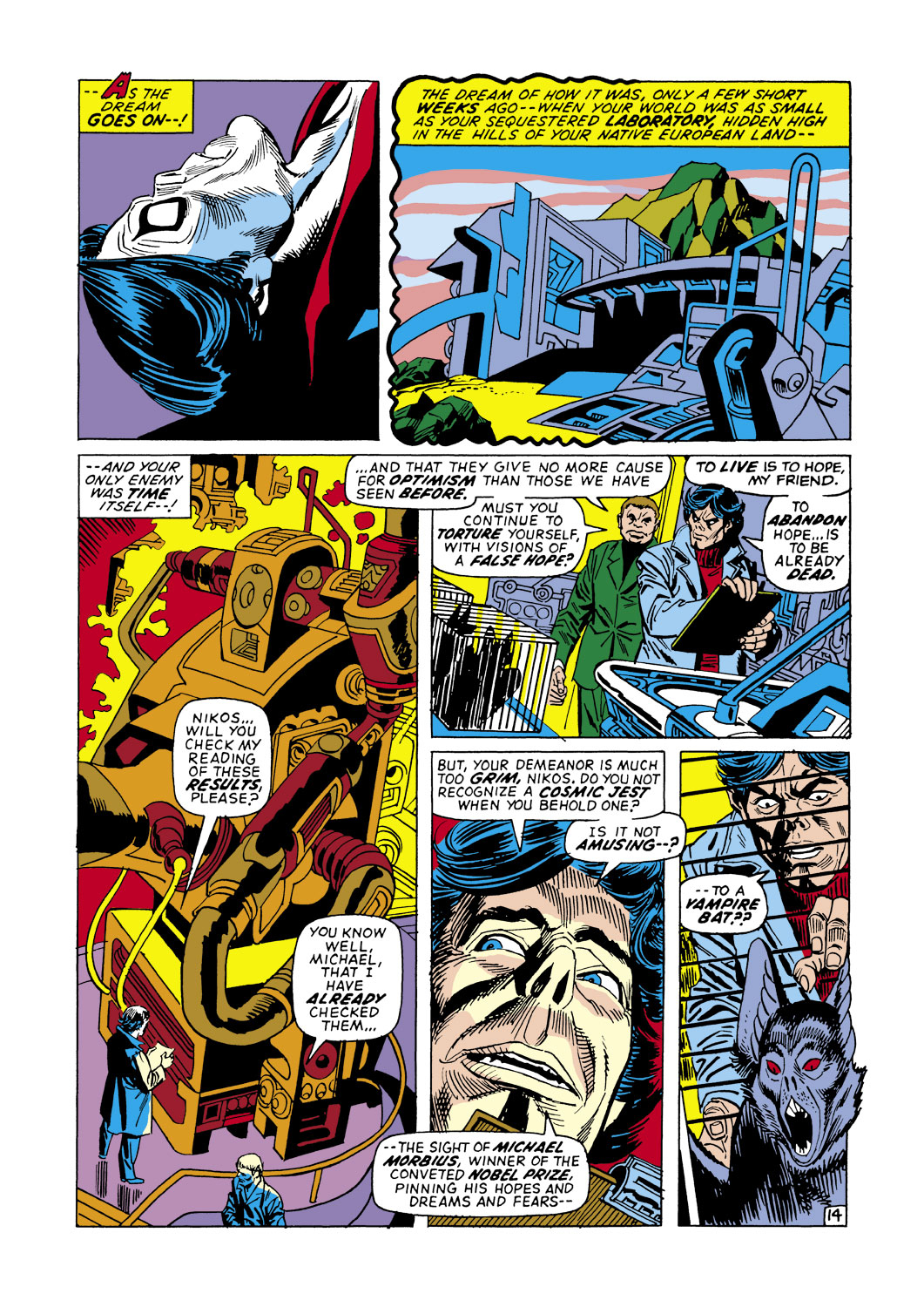 The Amazing Spider-Man (1963) 102 Page 14