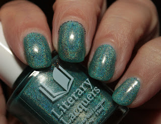 Literary Lacquers Book Club Customs - Oh, Calamity!