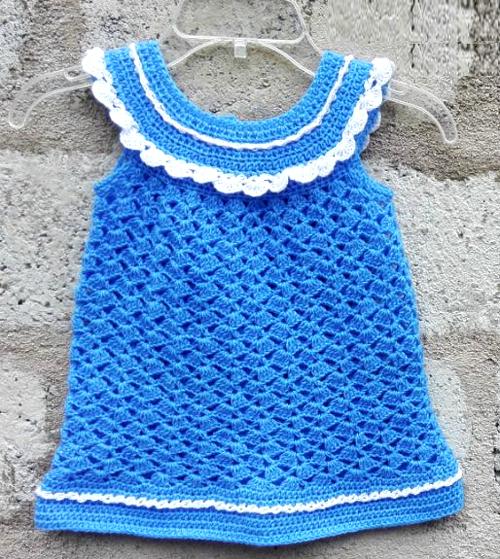Mama's Sweetheart! Toddler Dress/Tunic – Free Pattern