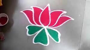 Very Simple Rangoli Designs
