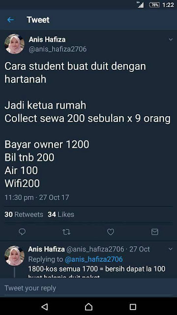 Tular Kes Anis Hafiza RM2500 mampu beli rumah ada tiga anak lagi