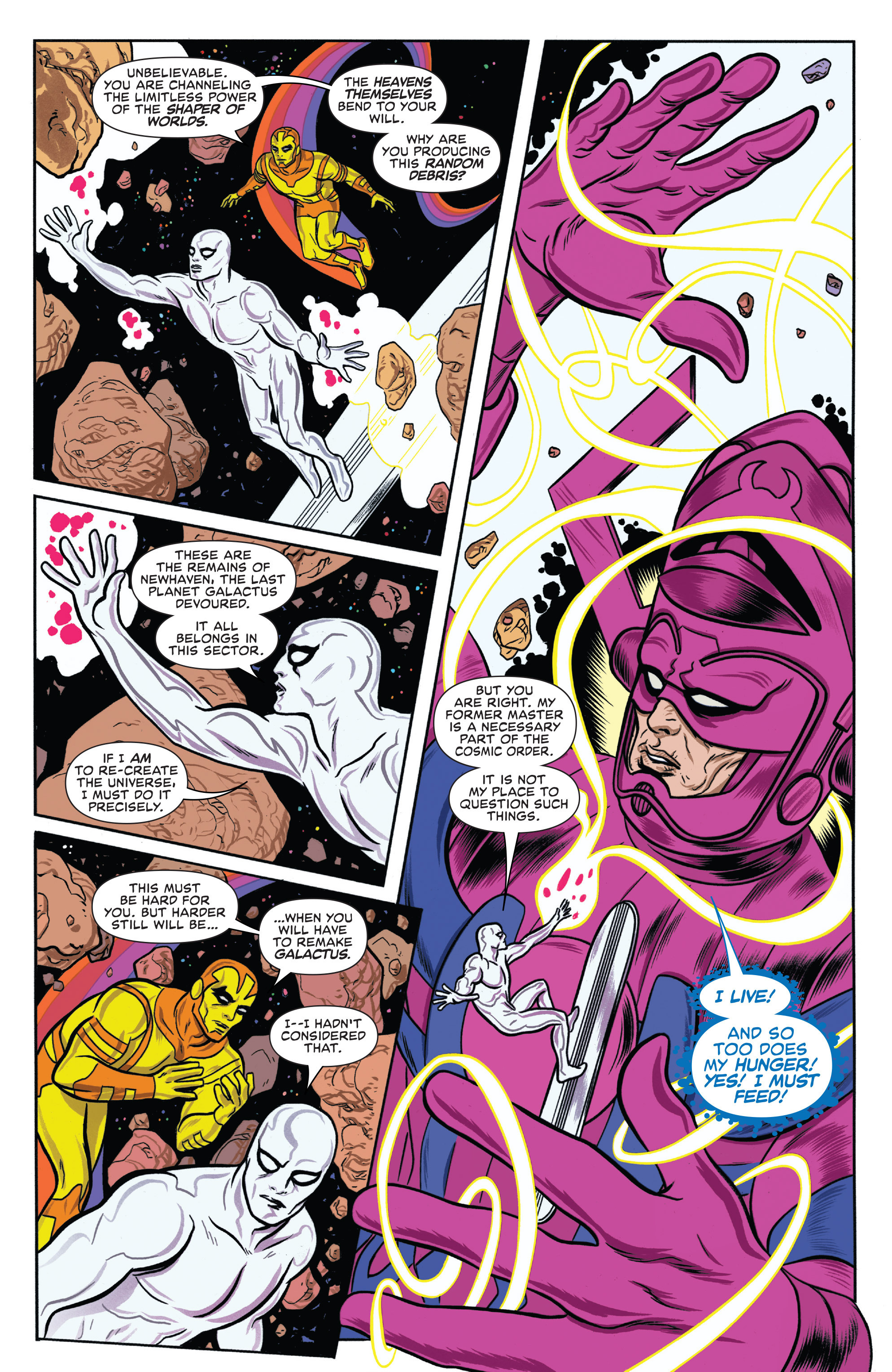 Read online Silver Surfer (2014) comic -  Issue #14 - 15