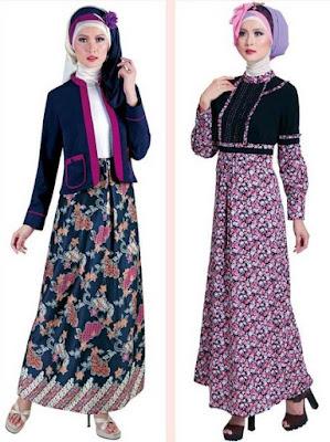 Batik Muslim Terbaru