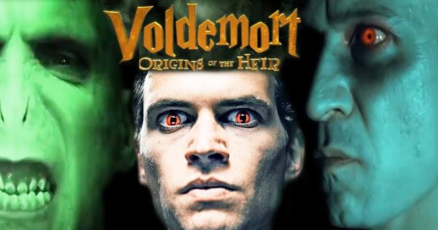 Voldemort, Origens do Herdeiro