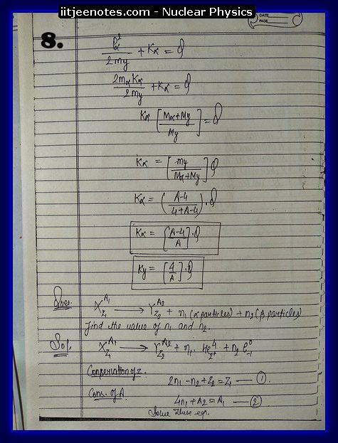 Nuclear Physics8