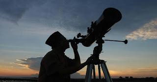 Kepala LAPAN: Gerhana Bulan Berpotensi Sebagai Pemicu Terjadinya Gempa
