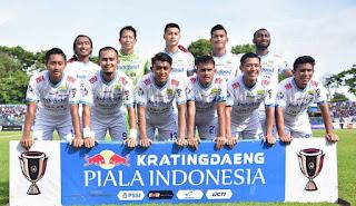 Lawan Arema FC, Persib Bandung Masih Tidak Bisa Full Team