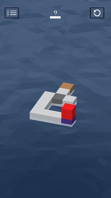 Cubered Level 9 Solution, Walkthrough, Cheats