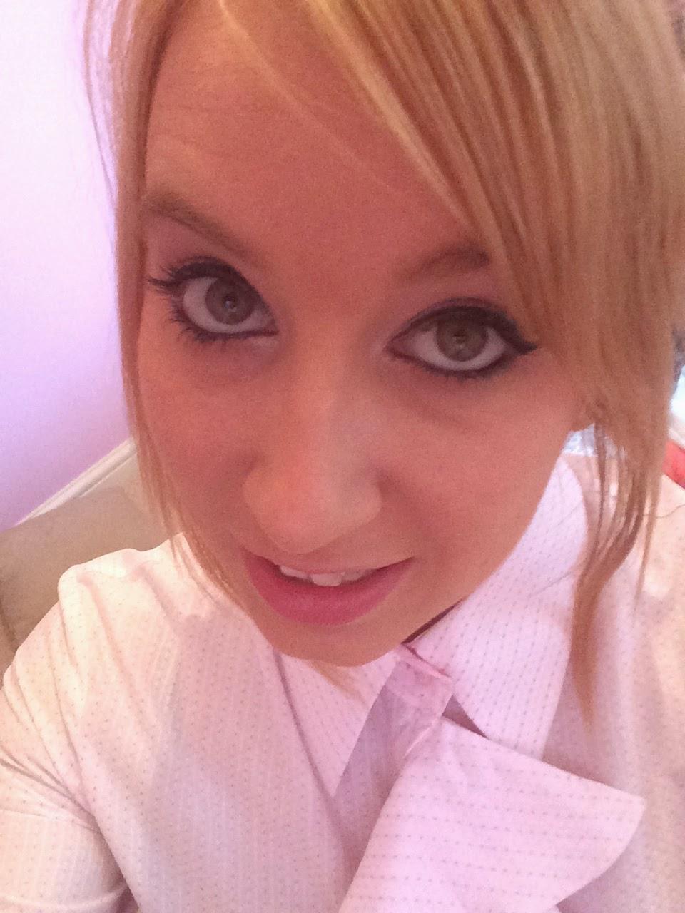 DollfaceBlogs | Makeup for interviews