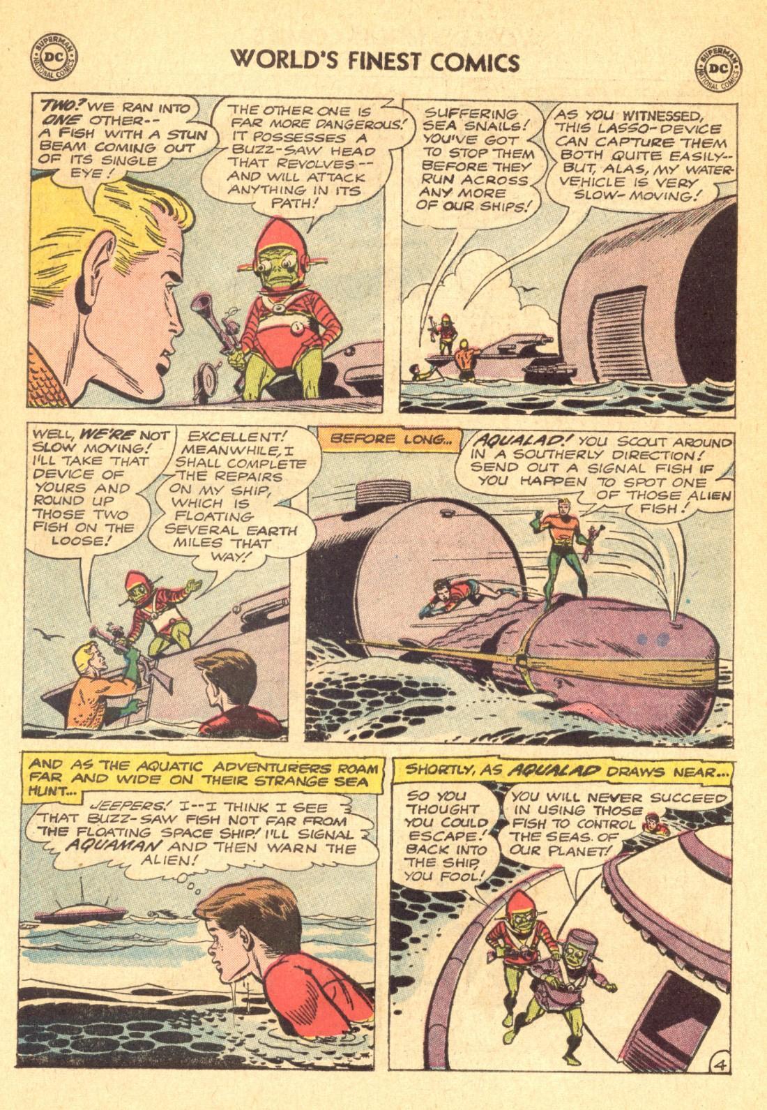 Read online World's Finest Comics comic -  Issue #129 - 22