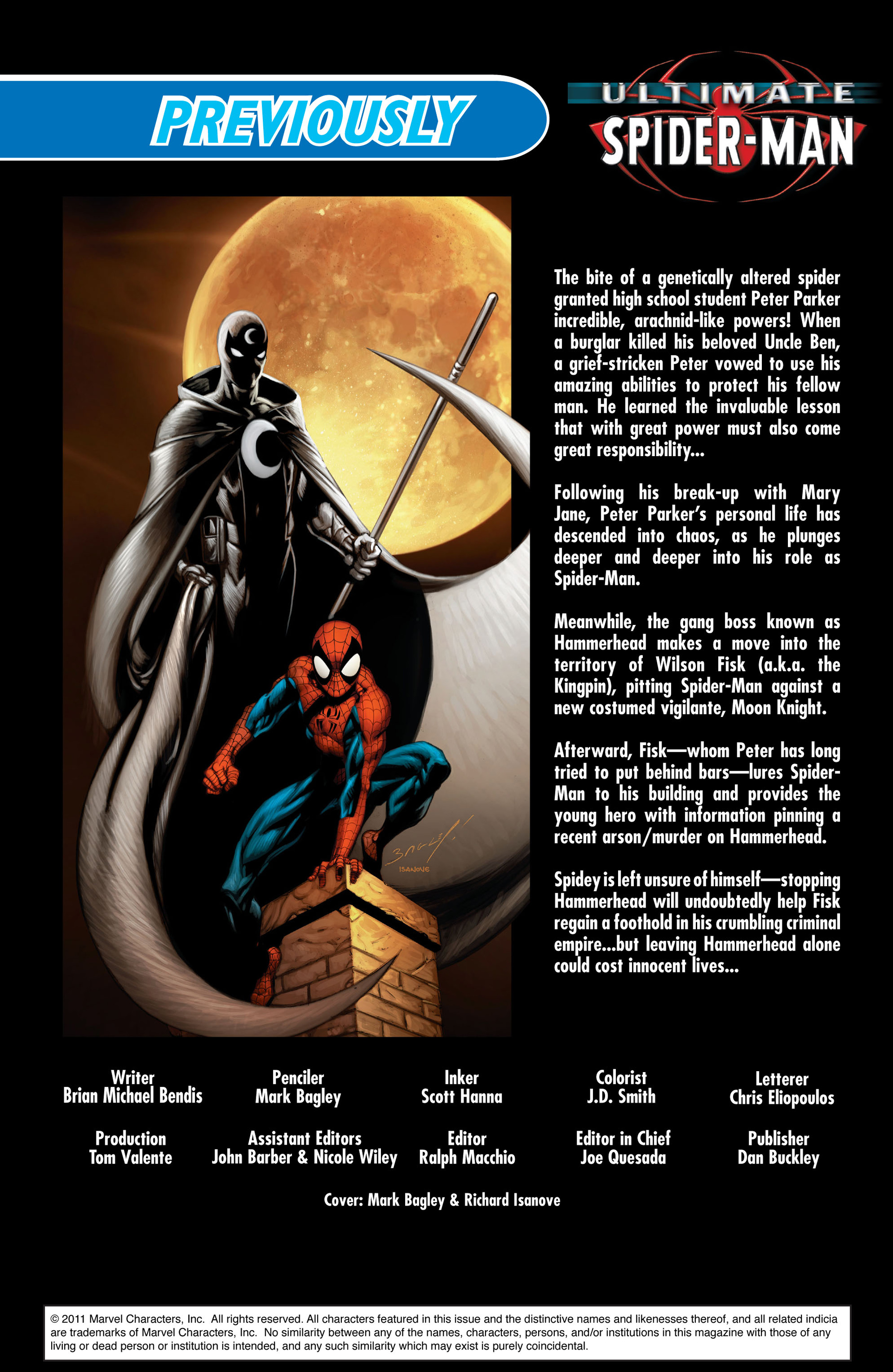 Read online Ultimate Spider-Man (2000) comic -  Issue #81 - 2