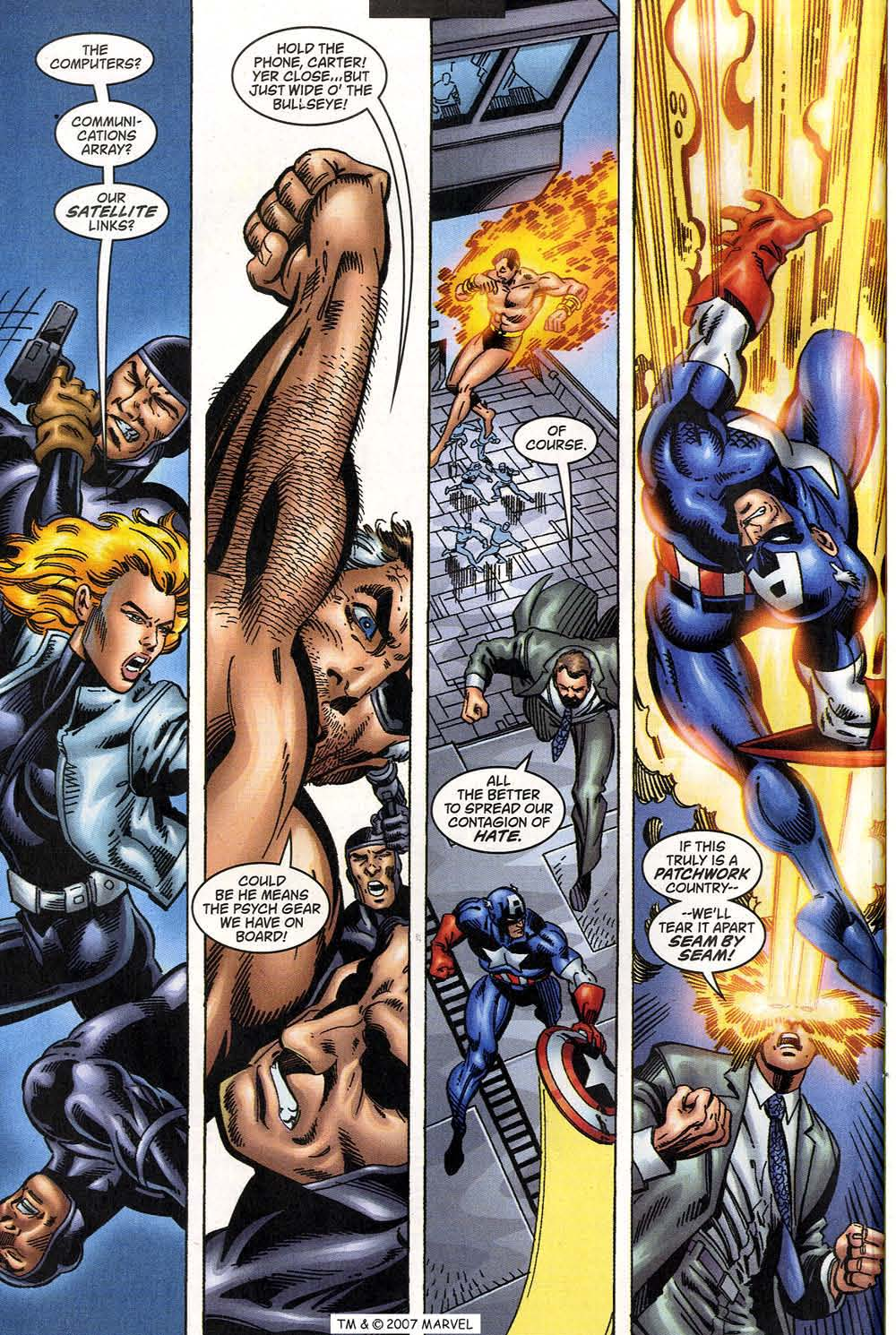 Captain America (1998) Issue #47 #54 - English 30