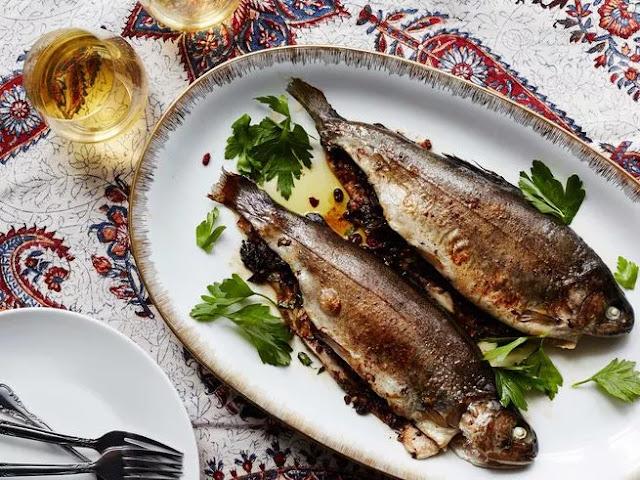 Persian Tamarind-Stuffed Fish Recipe