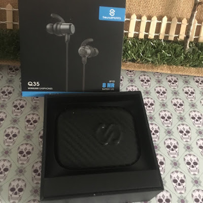 SoundPEATS, auriculares, inalámbrico, bluetooth,