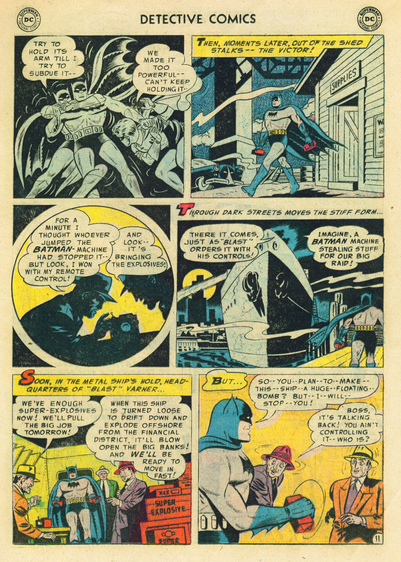 Detective Comics (1937) 224 Page 12