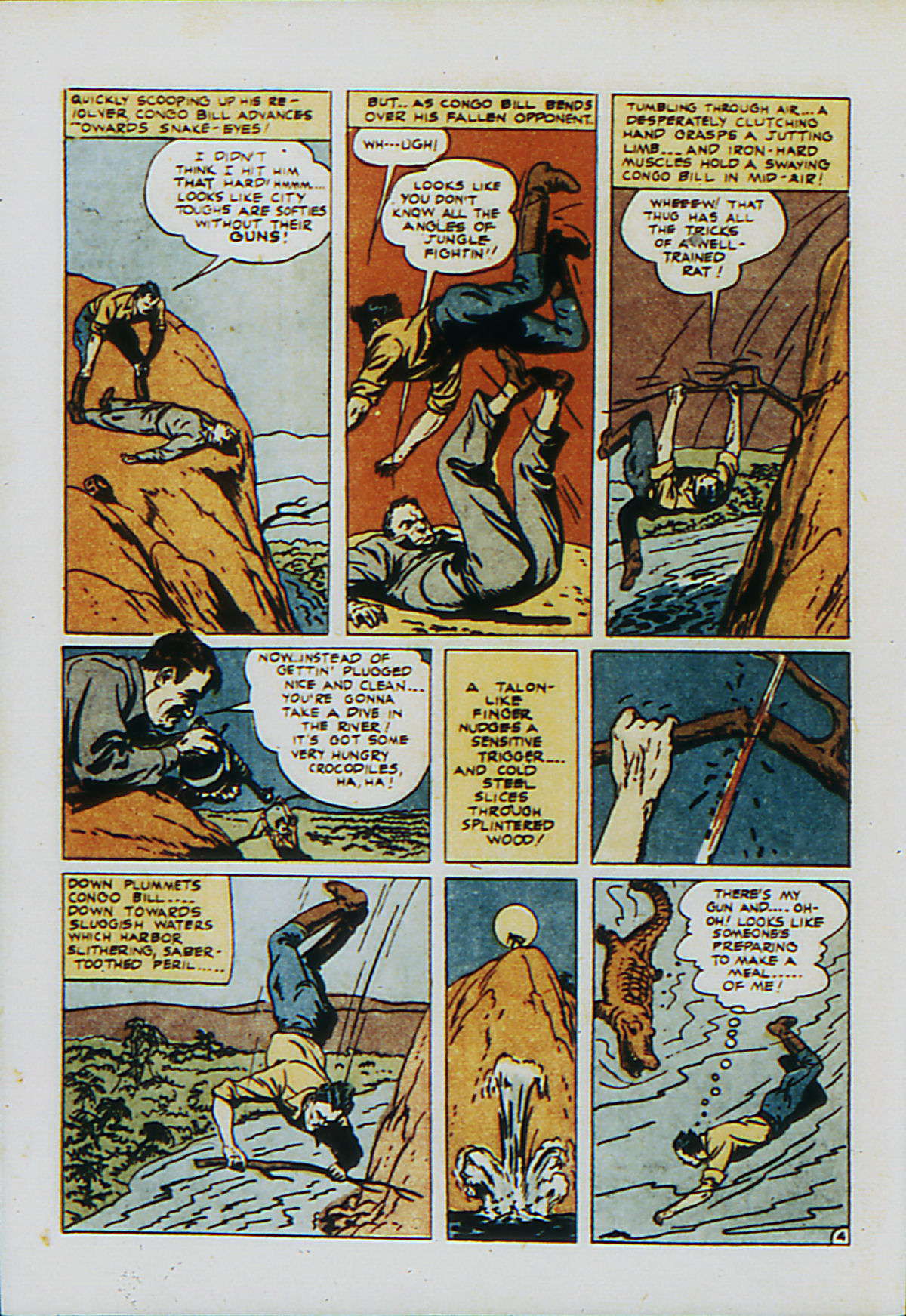 Read online Action Comics (1938) comic -  Issue #53 - 53