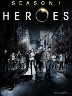 Những Người Hùng / Phần 1 - Heroes / Season 1 (2006) | Full HD VietSub